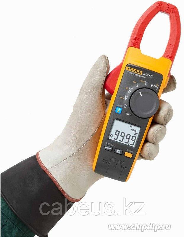FLUKE 376 FC, Клещи токовые True-RMS с датчиком iFlex,функция Fluke Connect