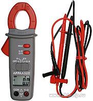 APPA A3, Клещи токовые AC (Госреестр)
