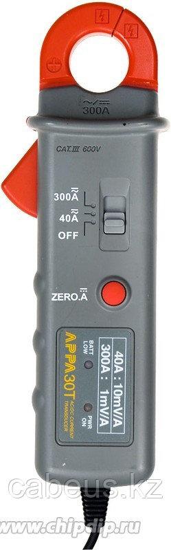 Клещи-преобразователь тока APPA 30T