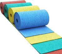 Рулонные резиновые покрытия Fitness-100