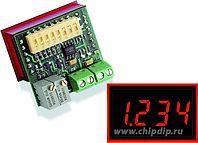 DMS-20PC-0/5-24RL-C, Универсальный монитор управления технологическими процессами
