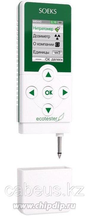 СОЭКС Экотестер 2, Нитратомер + Дозиметр, 2 в 1