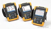 Fluke 437-II/BASIC, Анализатор качества электроэнергии для трехфазной сети