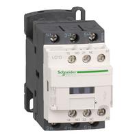 3-полюсный контактор TeSys D, 9А, 1НО+1НЗ, 220В АС