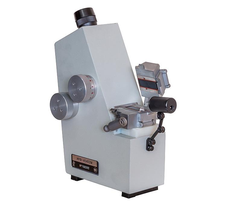 Рефрактометр ИРФ-454 Б2М с подсветкой и новой шкалой