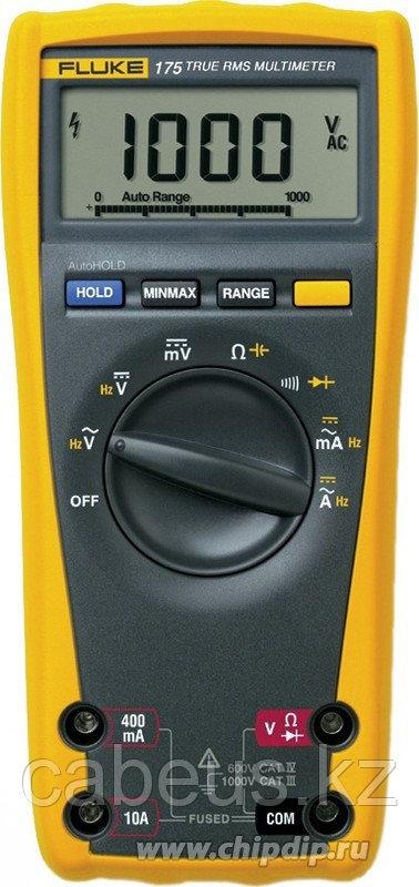 Fluke 175 EGFID, Мультиметр цифровой (Госреестр)