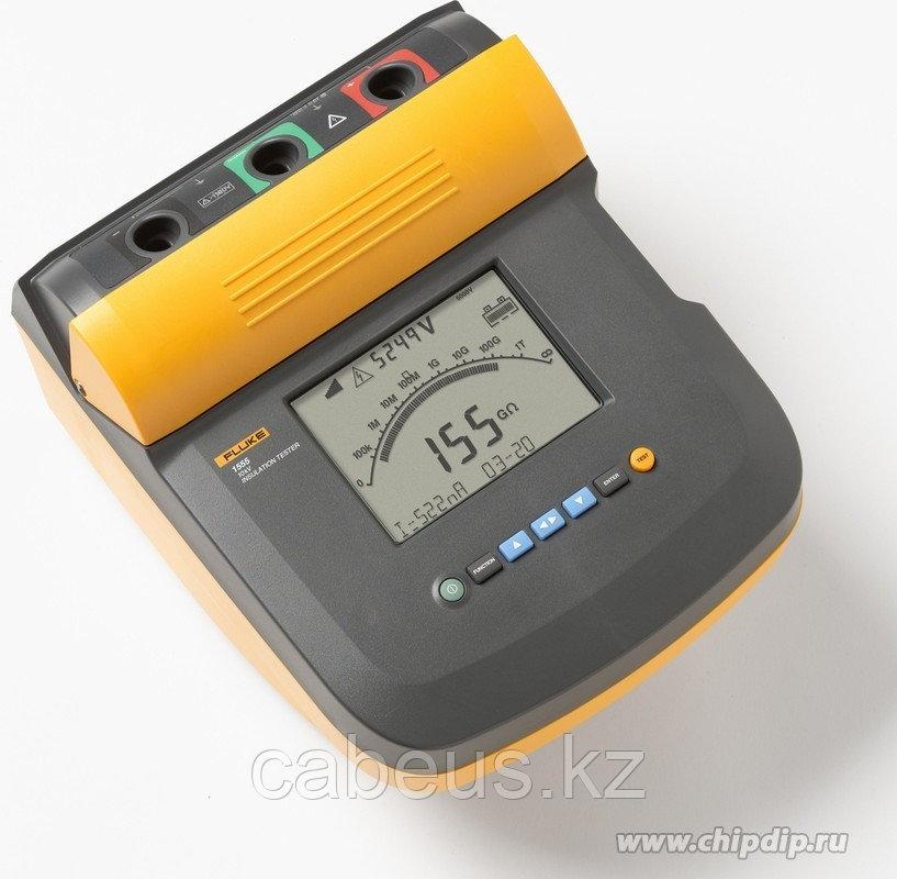 Fluke 1555/Kit, Измеритель сопротивления изоляции, мегаомметр (10 кВ), комплект