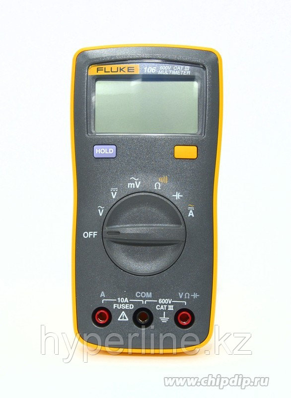 Fluke 106, Мультиметр цифровой (Госреестр)