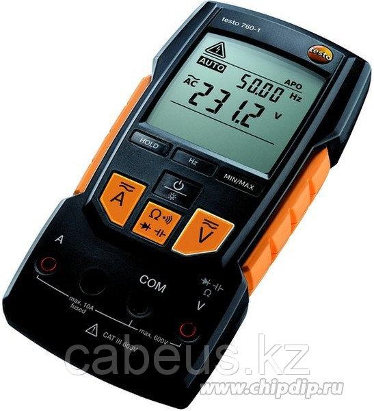 Testo 760-1 (Госреестр), Мультиметр цифровой автоматический