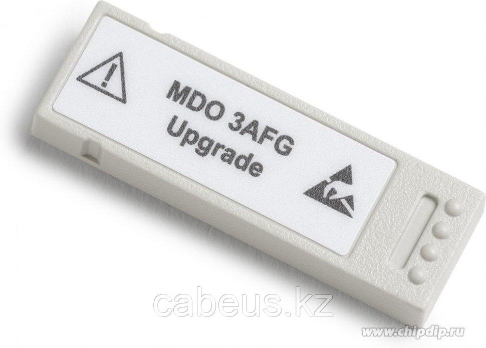 MDO3AFG, Модуль, Генератор для создания 13 заданных сигналов и произвольных сигналов