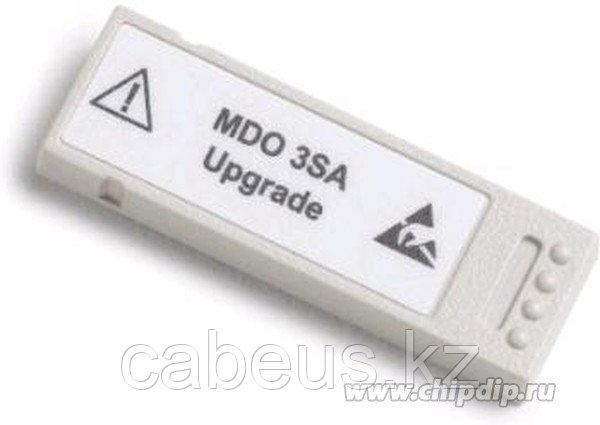 MDO3SA, Опция для увеличения диапазона входных частот анализатора спектра для MDO3000