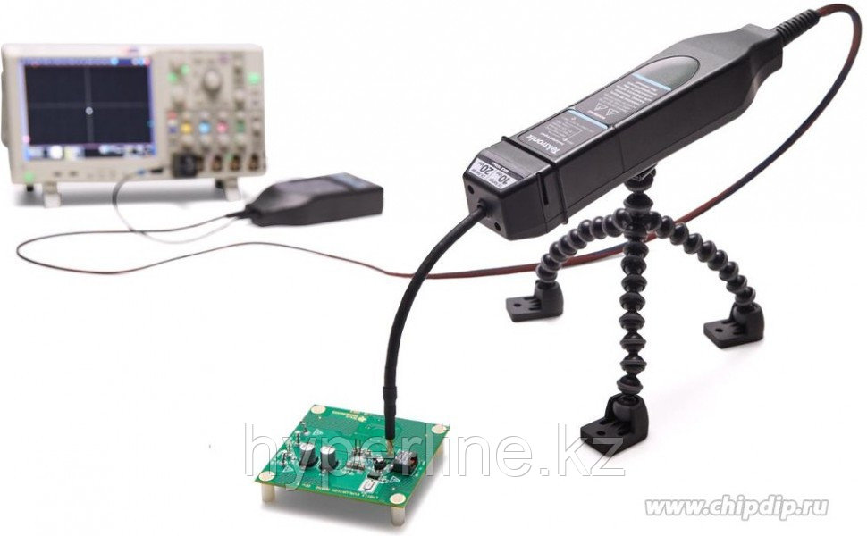 TIVH05, Измерительная система 500 МГц: 1X/5X/10X/25X/50X/ 100X/250X/500X/1000X: +/- 1 kV