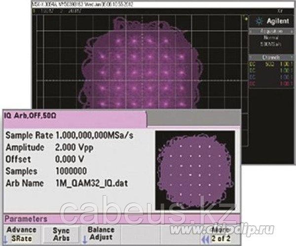 335IQPU, Опция модернизации: интелектуальная система построения огибающей, Keysight Technologies (СШ