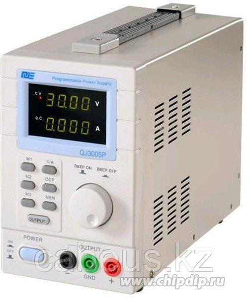 QJ3005P, Источник питания программируемый 0-30V-5A 2xLCD