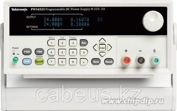 PWS4602, Источник питания программируемый, 0-60В 0-2,5А 150Вт (Госреестр)
