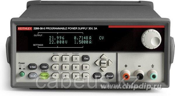 2200-20-5, Источник питания программируемый, 0-20В 0-5А 100Вт (Госреестр)