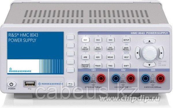 HMC8043-G, Источник питания, 0 - 32В/3А, макс. 100В, 3 канала, IEEE-488 (GPIB)