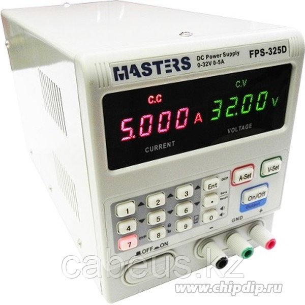 MASTERS 325D, Источник питания программируемый 0-32V-5А