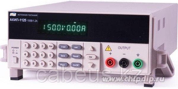 АКИП-1123, Источник питания постоянного тока программируемый,0-32V-6A