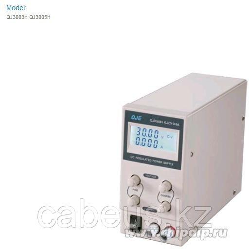 QJ3005H, Источник питания 0-30V-5A, 1LCD