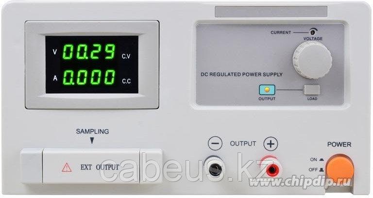 QJ3010E, Источник питания, 0-30V-10A 1xLED