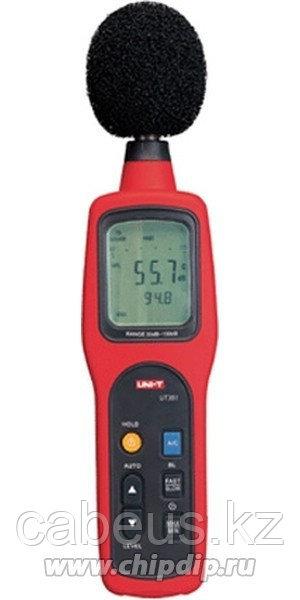 UT351, Измеритель уровня шума (шумомер)
