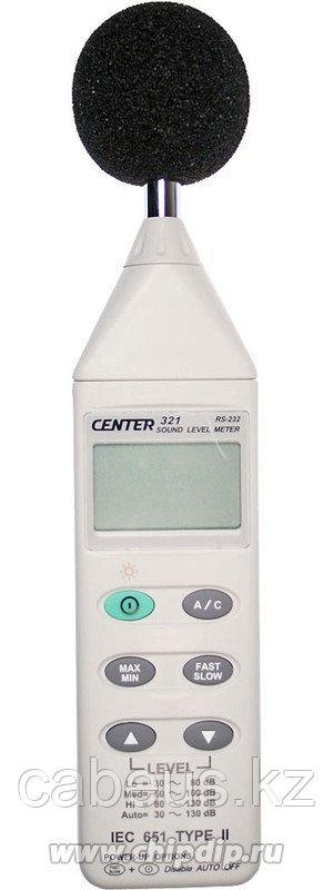 CENTER-321, Измеритель уровня шума
