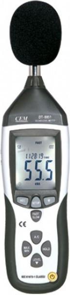 DT-8852 Шумомер цифровой с функцией регистратора
