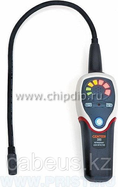 CENTER 380, Измеритель-индикатор утечки фреона