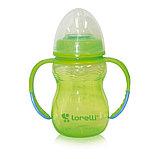Бутылочка для кормления с ручками Baby Care Lorelli 250 мл, фото 2