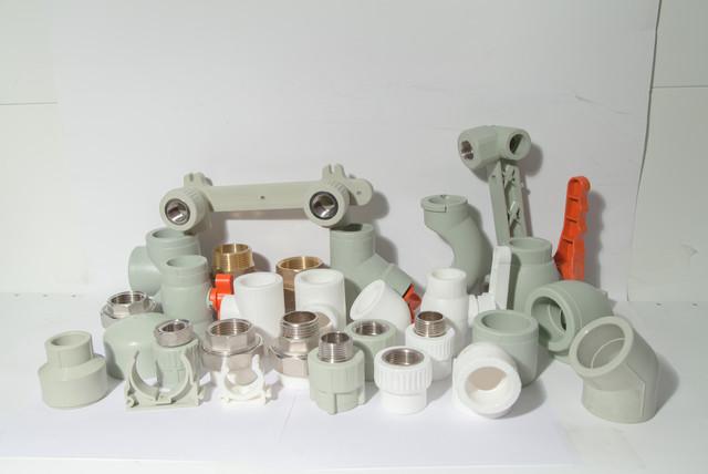 Полипропиленовые (ППР) трубы и фитинги