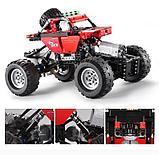 Конструктор аналог лего Lego Technic CaDa Technic полноприводный краулер 489 дет (C51041W) на радиоуправлении, фото 6