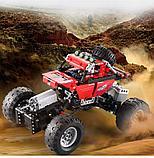 Конструктор аналог лего Lego Technic CaDa Technic полноприводный краулер 489 дет (C51041W) на радиоуправлении, фото 2