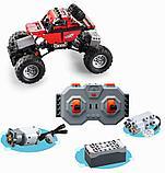 Конструктор аналог лего Lego Technic CaDa Technic полноприводный краулер 489 дет (C51041W) на радиоуправлении, фото 10
