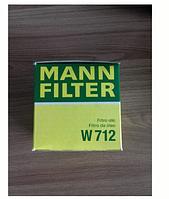 Масленый фильтр MANN W 712