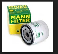 Масляный фильтр MANN W712\43