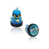 """Игрушка  """"Slime """"Ninja"""" светится в темноте, синий, 130 г. S130-20"""