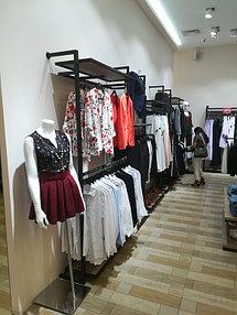 Торговое оборудование для сети магазинов одежды ZERO.  23