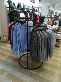 Торговое оборудование для сети магазинов одежды ZERO.  26