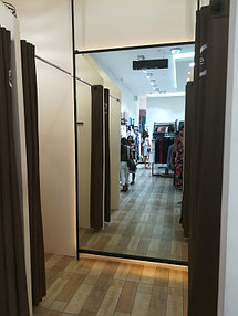 Торговое оборудование для сети магазинов одежды ZERO.  28