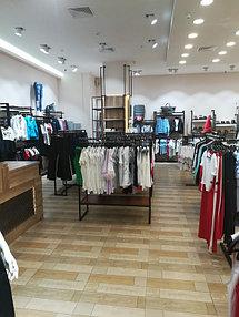 Торговое оборудование для сети магазинов одежды ZERO.  30