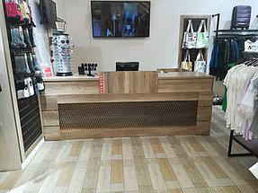 Торговое оборудование для сети магазинов одежды ZERO.  31