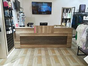 Торговое оборудование для сети магазинов одежды ZERO.  32