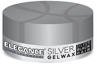 Гель для волос с серебристым эффектом Elegance 140 гр.