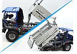 Конструктор радиоуправляемый 2,4Ггц CaDa Technic Самосвал 638 деталей (C51017W)) аналог лего Lego Technic, фото 6