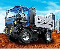 Конструктор радиоуправляемый 2,4Ггц CaDa Technic Самосвал 638 деталей (C51017W)) аналог лего Lego Technic
