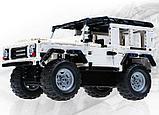 Конструктор на радиоуправлении 2,4Ггц Cada Technic джип Land Rover 533 детали (C51004W) аналог Lego Technic, фото 4