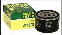 Масляный фильтр MANN W75\3