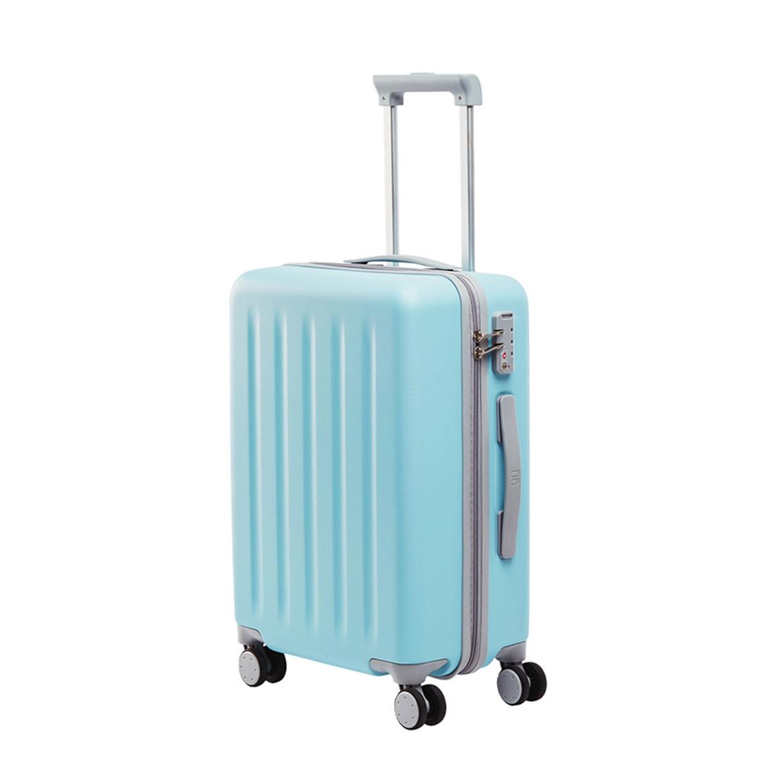 """Чемодан Mi Trolley 90 Points Suitcase Macarony 28"""" Голубой"""