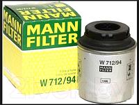 Масляный фильтр MANN W712\94